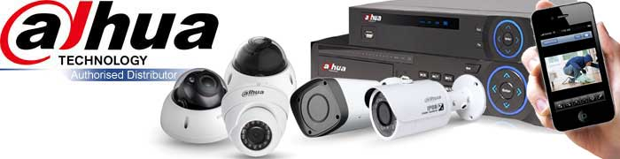Dahua CCTV authorised distributor