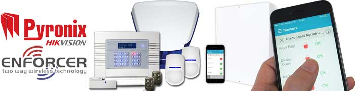 Pyronix Hikvision authorised distributor