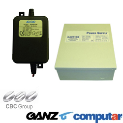 Ganz CCTV Power Supplies