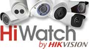HiWatch Hikvision CCTV Cameras