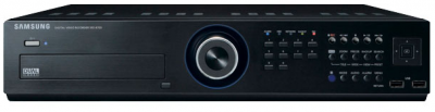 Samsung SRD-1652D 16 Channel DVR 500GB HDD 100fps@D1