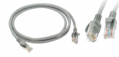5 Meter Pre made RJ45 network patch lead