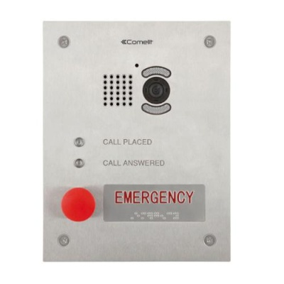 Comelit 3460EV Video Entrance Panel For Emergancy Call VIP