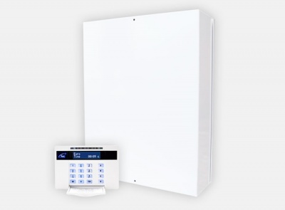 Pyronix Euro MiniP 10 Zone Panel inc PROX Keypad