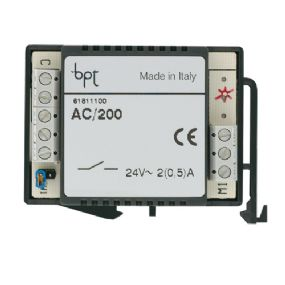 BPT AC/200 Auxilary Relay