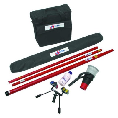 Solo 814 6 metre Smoke Mains Heat Removal and Bag Kit