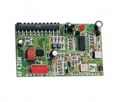 Came AF43SM Plug-in Radio Frequency Card With eeprom to store 128 codes(Users)