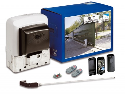 Came BKE-1200 Kit 230V AC 1200kg Sliding Gate Opener
