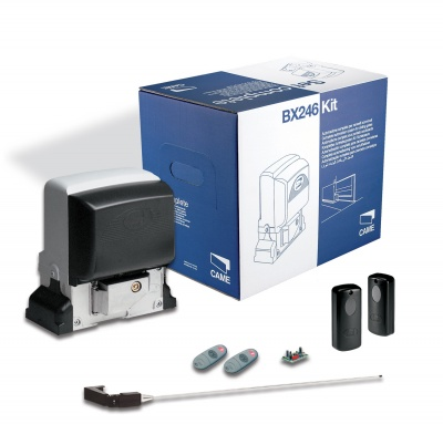 Came BX-10 Kit 230V A.C. 800kg Sliding Gate Opener