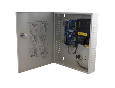 Genie Access DC22-IP 2 Door Controller with TCP/IP and PSU