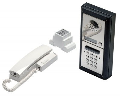 Videx 4000 series audio kits with keypad