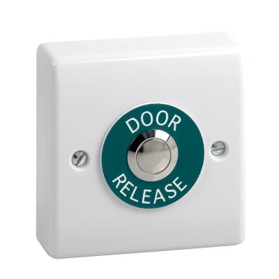SSP Door Release Button Chrome