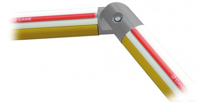 Came G03755DX Joint for semi-oval boom for right-hand barrier