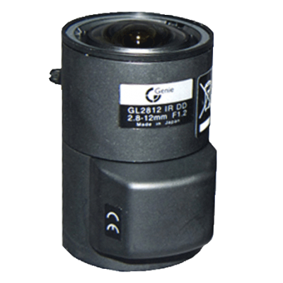 Geni CCTV  GL308IRDD CS Mount Varifocal CCTV Lens 3-8.5mm