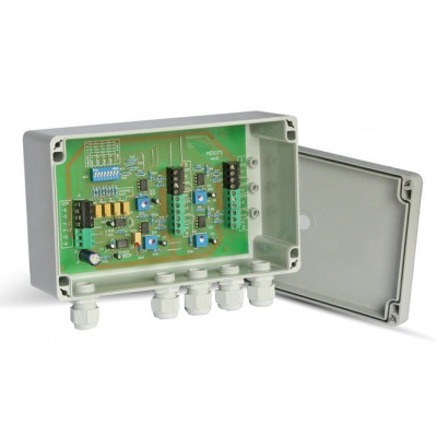 Ganz JBX-4100 PTZ Dome Junction box with PCB