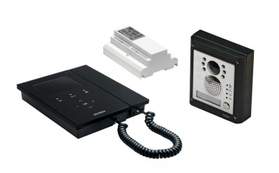 Videx Kristallo 2 wire colour video kits