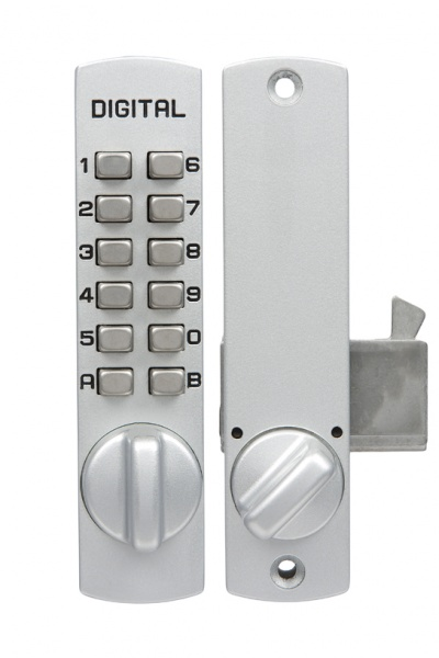 Lockey Digital LC150 Hook bolt for sliding cabinet doors