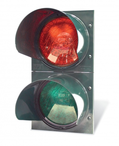 CAME PSSRV2 Traffic light Modules ABS with polymethacrylate lamp screen