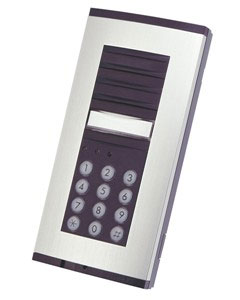 BPT HSC/1HNA Targa audio entry panel with keypad