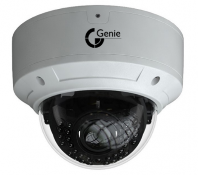 Genie WAHD2D 2MP 3.6mm TDN Vandal Dome camera