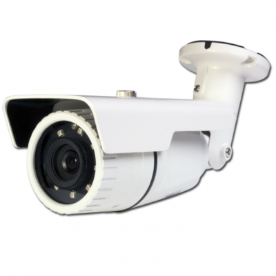 GANZ ZN1-N4NFN6 1080p H.264 Outdoor IP Mini Bullet Camera