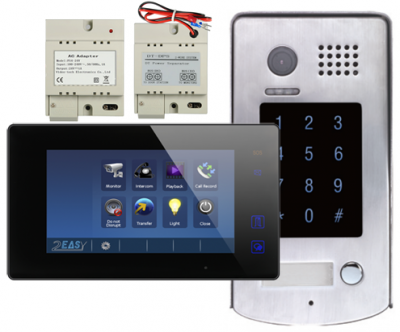 CDVI CDV4796KP 2Easy 2 wire hands free Keypad kit