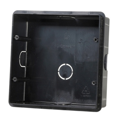6117 Flush Mount Box for Comelit Planux monitor