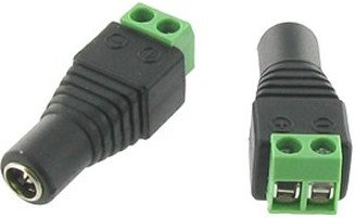 2.2mm DC Power Jack Connector - Female