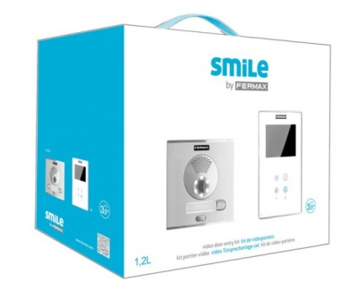 Fermax 5061 Smile kit 1 button calling a 3.5'' monitor