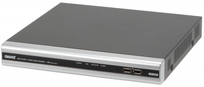 Ganz NR-8M62 PixelMaster 8 Channel 1080P NVR with PoE Switch