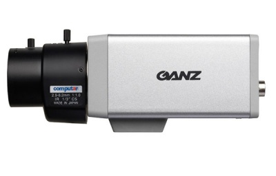 Ganz ZC-YX280PE 700TVL mains voltage body cam