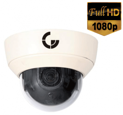 Genie CCTV HDV221 2.1MP HD-SDI VR Dome Camera 1080P