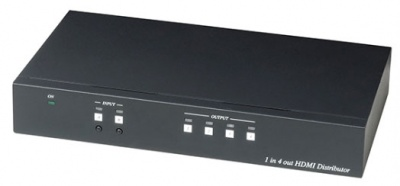 Genie CCTV HDMID04 1 in 4 out HDMI Distributor
