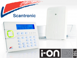 Scantronic I-ON160EX hybrid radio 10 - 160 zone endstation