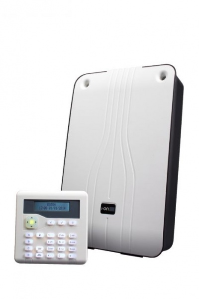 Scantronic I-ON40 hybrid endstation & I-KP01 wired keypad