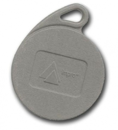 BPT GB/TKX900 Key ring tag medium grey