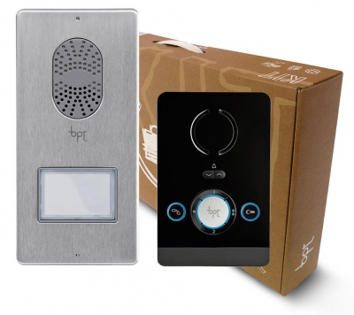 Lithos  2 to 4 apartments kits with Perla handsets