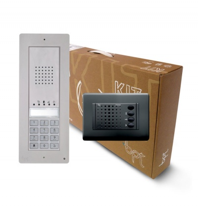BPT Thangram with Nova 1 and 2 way kits with keypad