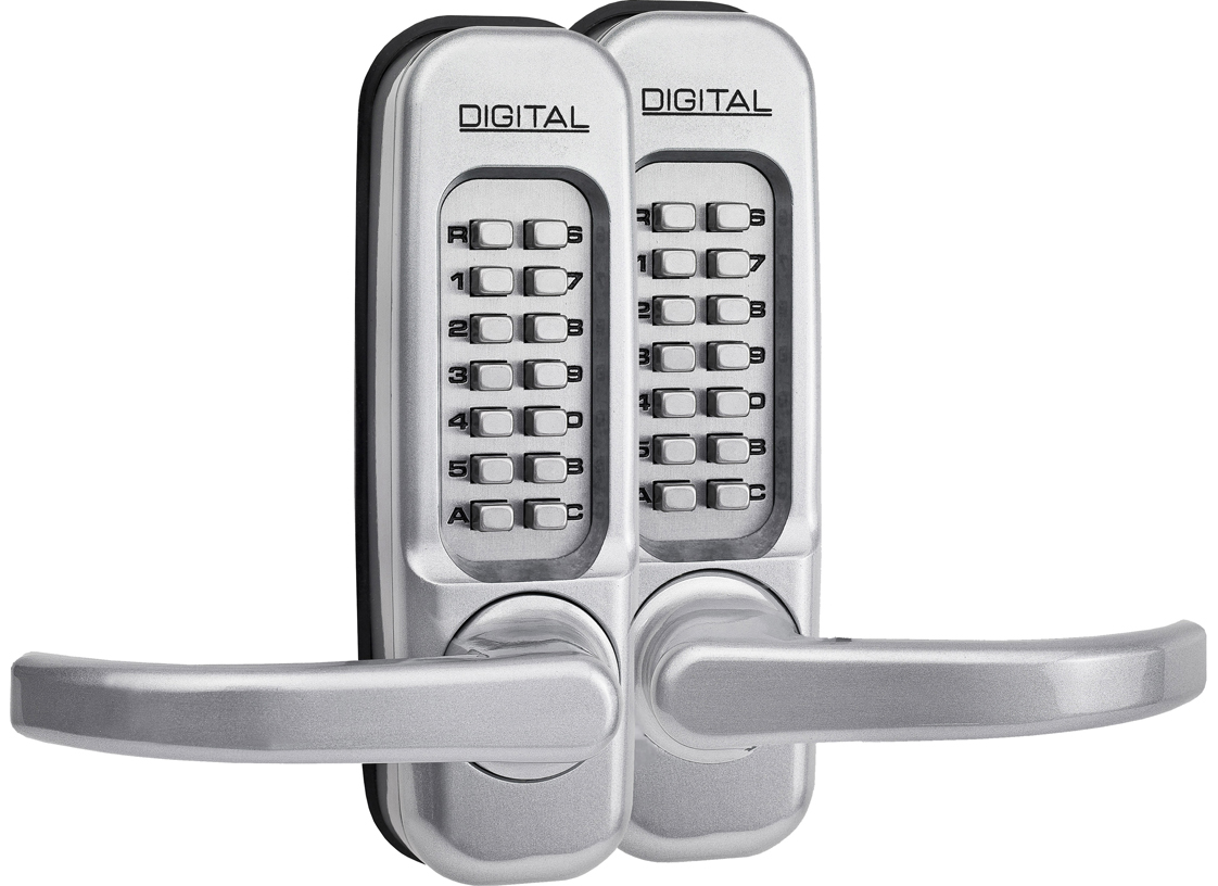 Lockey Digital 1150ds Heavy Duty Double Sided