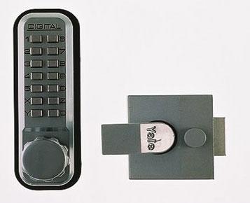 Online security products lockey digital 2230nl range door for Door yale lock