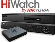 HiWatch by Hikvision NVRs DVRs
