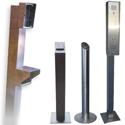 Online Security Products Stainless Steel Post Selection