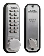 Lockey Digital 2210 Door Locks with dead bolt