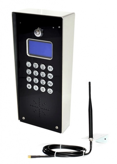GSM-MULTICOM Multiple Apartment GSM Door Entry System