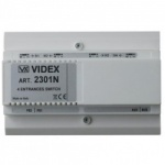 Videx 2301N 2-4 Entrance Exchange Unit Multiple Door Switcher for VX2300