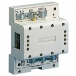 Comelit 4555/A Video Distributor 1 input 4 Outputs 12vDC