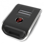 BIOFOB-1S Remote Biometric Activated Keyfob for RF & Wiegand TX