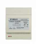 CDVI 2Easy CDV-DBC4A 4 way AV Distributer
