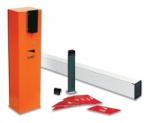 Came GARD2S Complete 230v A.C. Barrier Kit for road withs of up to 2.5m