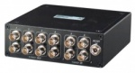 Genie CCTV GCD08 4 in - 8 out Video Distributor